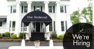 Federal-NOW HIRING